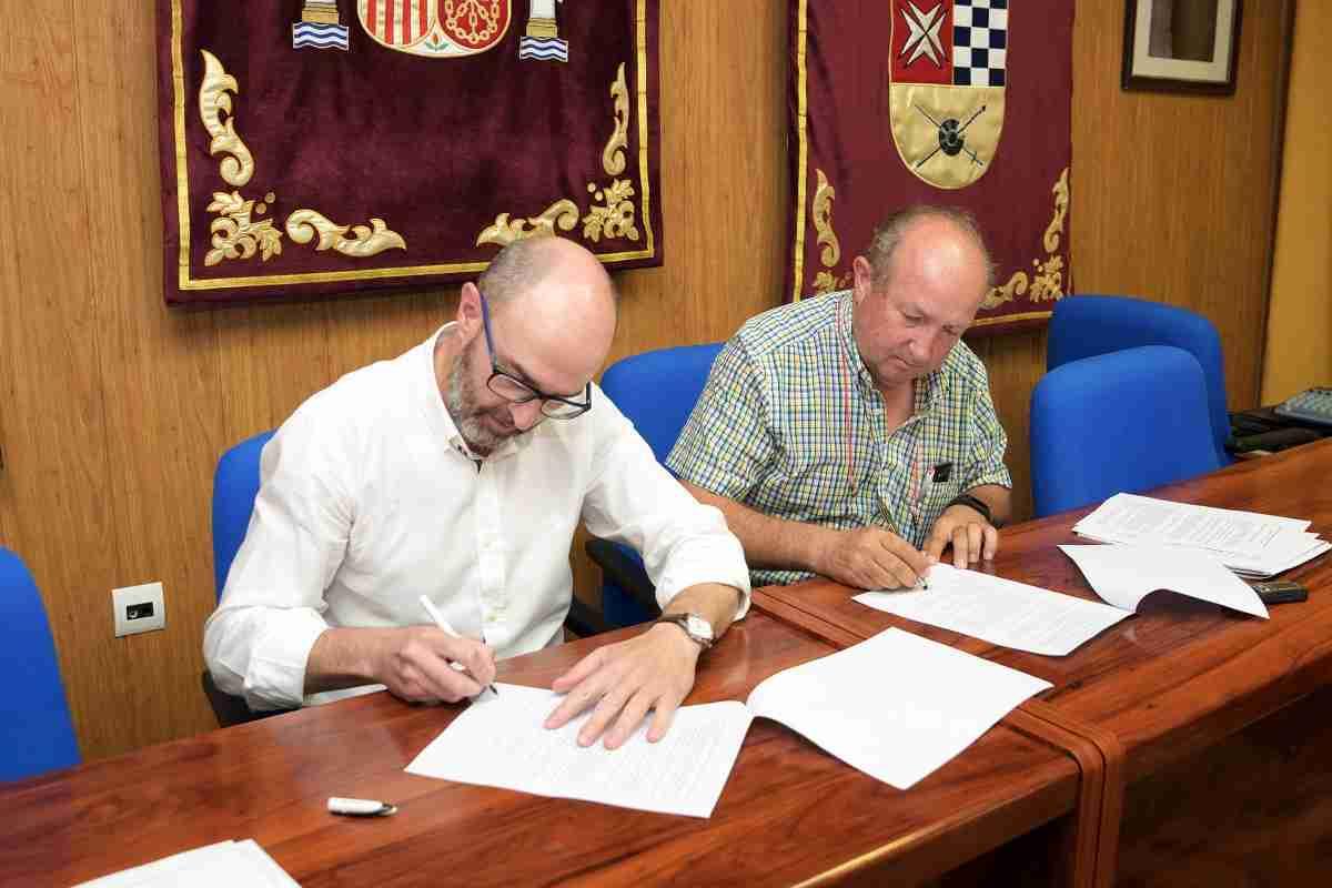 PSOE e IU de Argamasilla de Alba firman un acuerdo con 16 compromisos 1