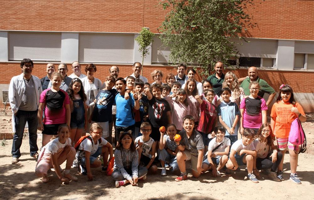 La Gerencia de Alcázar de San Juan promueve mayor sostenibilidad y salud ambiental en el ámbito sanitario 1