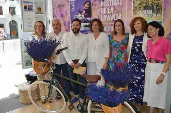 Castilla-La Mancha despliega el atractivo estival con los colores y aromas de la Floración de la Lavanda de Brihuega 1