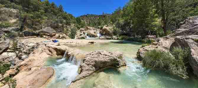El Gobierno regional aprobó la declaración de Las Chorreras del Cabriel como Monumento Natural 1