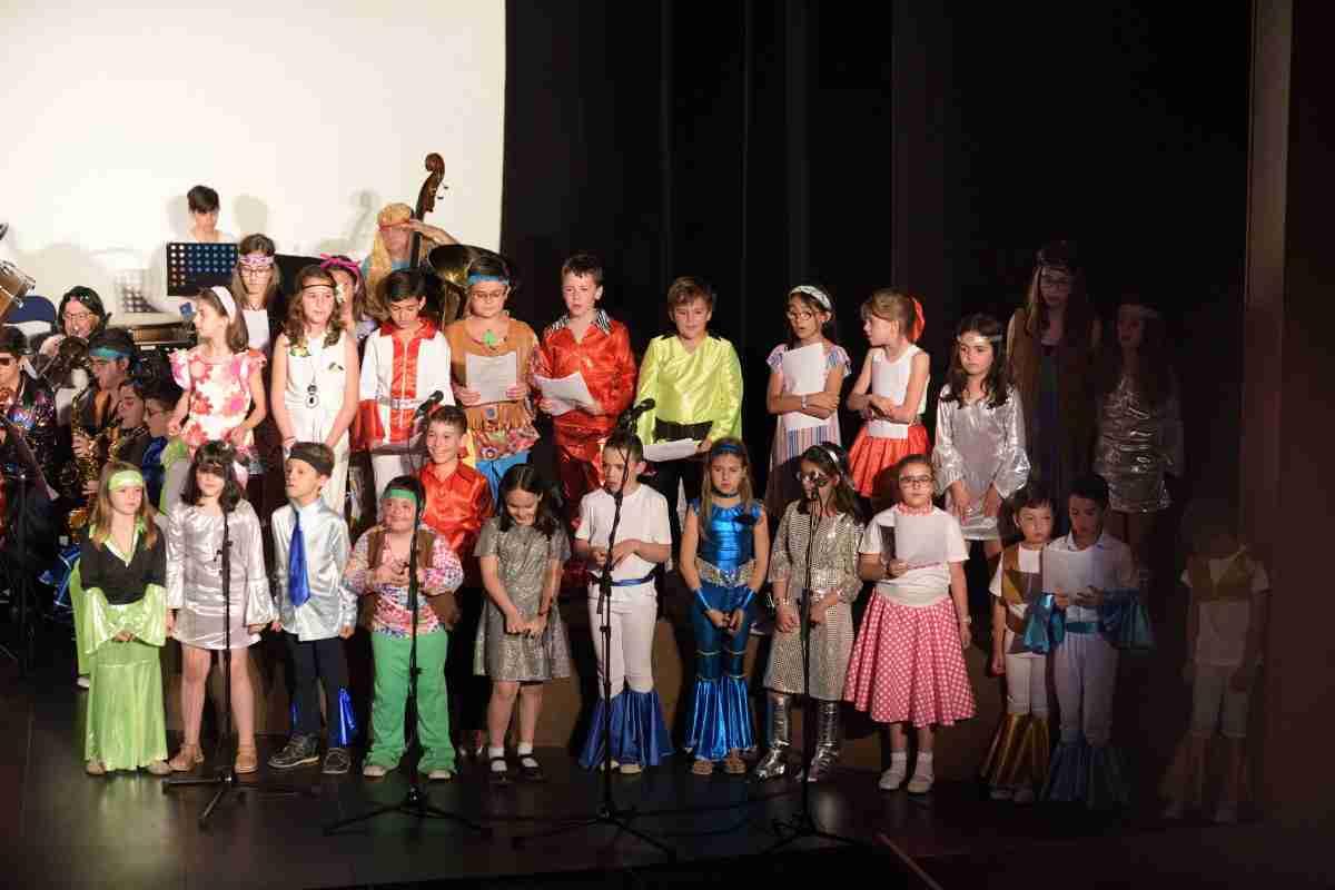 La Escuela municipal de Música (EMM) de Argamasilla de Alba organizó la XXI Semana de la Música 1