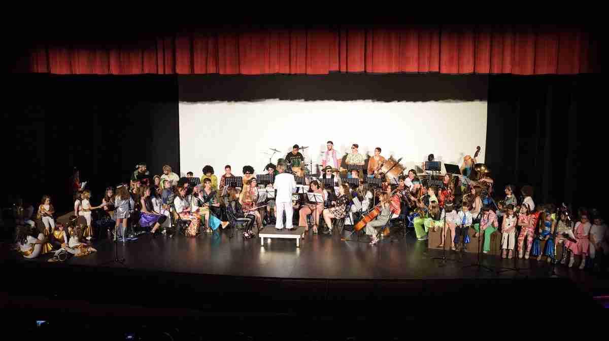 La Escuela municipal de Música (EMM) de Argamasilla de Alba organizó la XXI Semana de la Música 2