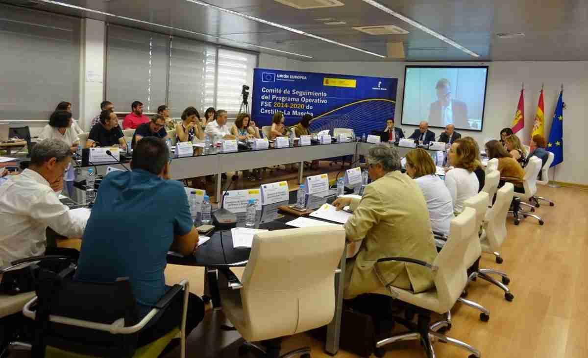 La Comisión Europea, satisfecha con la aplicación del FSE en Castilla-La Mancha para luchar contra la pobreza y fomentar el empleo 1