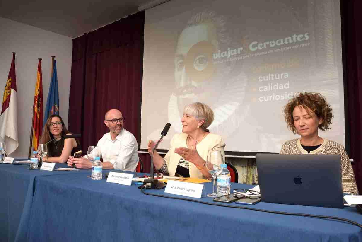 """Clausurada la  tercera edición del Congreso Internacional """"Cervantes en el Origen"""" en Argamasilla de Alba 1"""