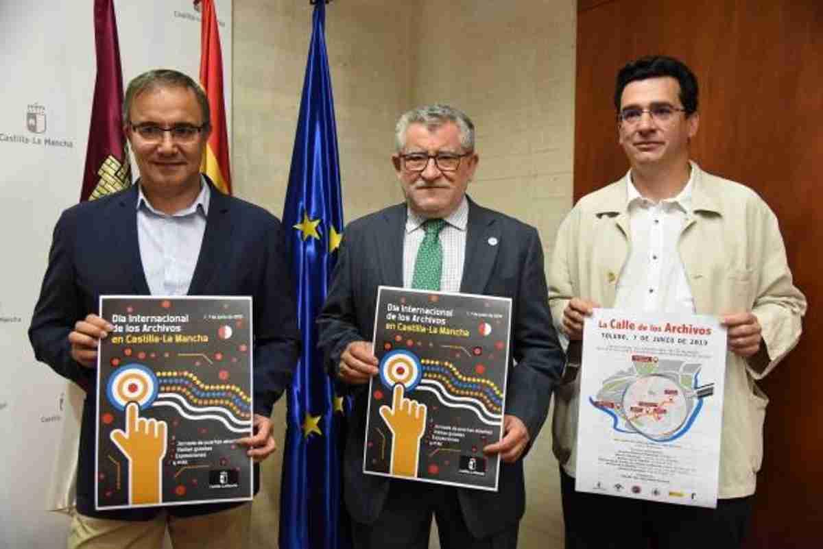 Castilla-La Mancha celebrará el próximo 7 de junio el Día Internacional de los Archivos 1
