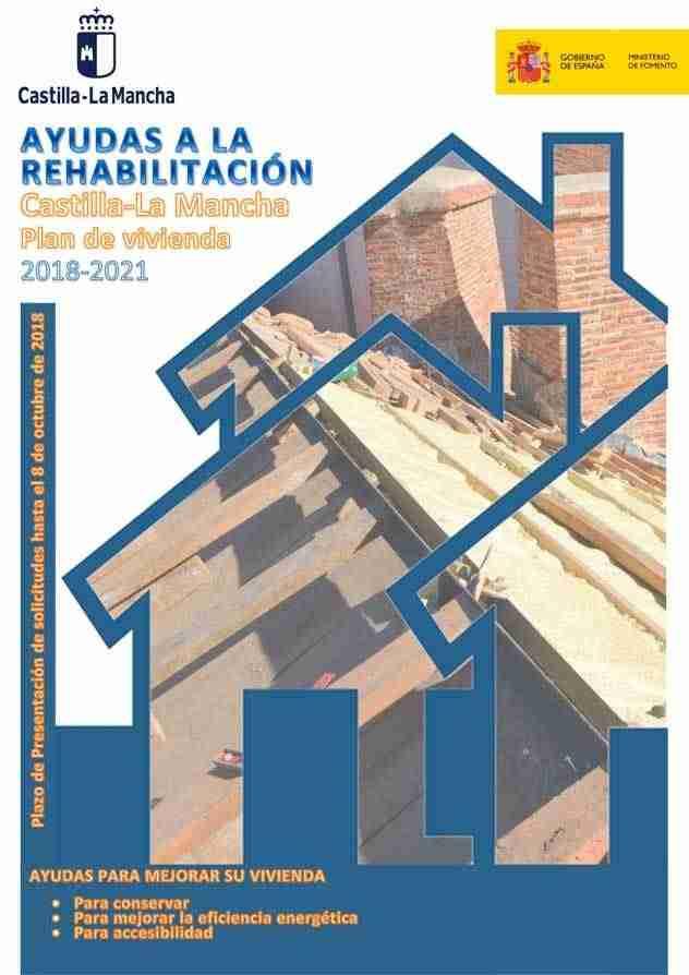 El Gobierno regional mantiene hasta el 6 de agosto el plazo para solicitar ayudas a rehabilitación y pisos y viviendas unifamiliares 1