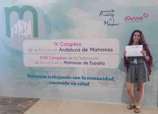Tres residentes de matronas que se forman en Cuenca fueron premiadas por un estudio sobre dietas vegetarianas durante embarazo y lactancia 1