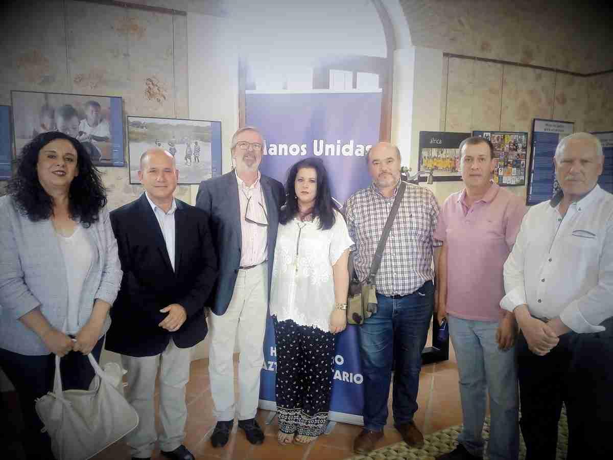 """""""Sesenta años de Manos Unidas"""", la exposición desembarca en el Museo Etnográfico de Villarrubia de los Ojos 1"""