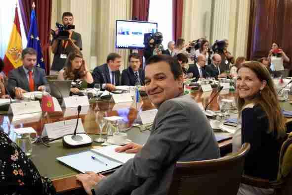 Castilla-La Mancha recibe 65 millones de euros de fondos nacionales, 50 son para el sector vitivinícola y 12 para programas del PDR 1