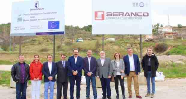 El Gobierno de Castilla-La Mancha adjudicó la redacción del proyecto y la ejecución de obras del nuevo centro de salud de Nerpio 1
