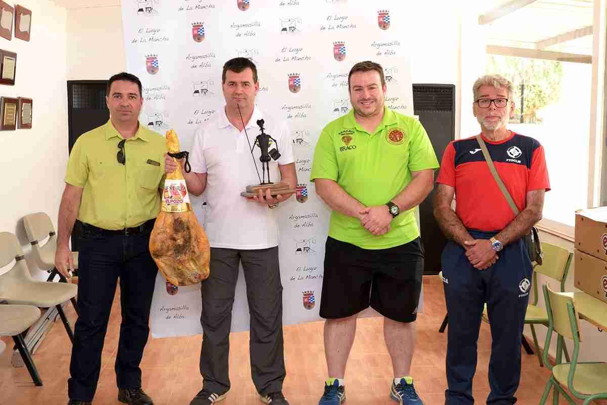 Más de 50 tiradores participaron en el III Open 'El lugar de La Mancha' de tiro olímpico 1