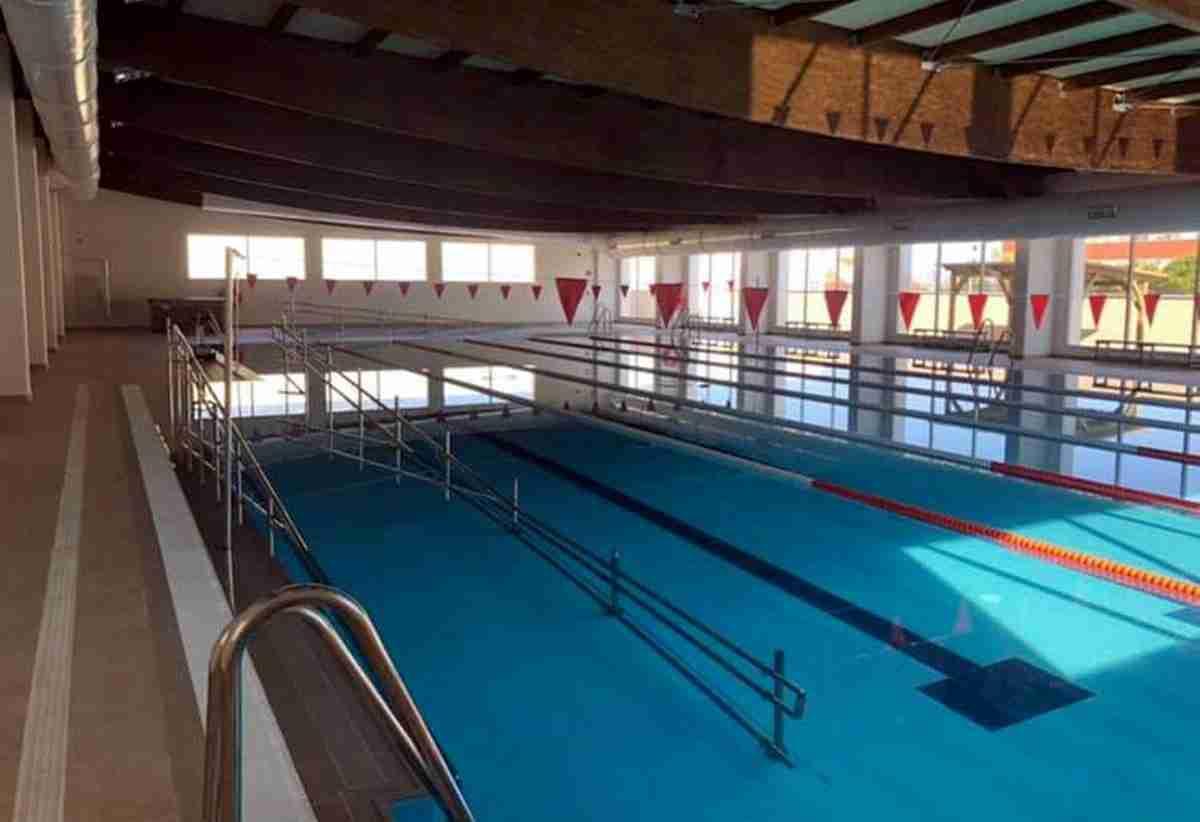 Nueva piscina climatizada empezará a funcionar en Villarrubia de los Ojos 1