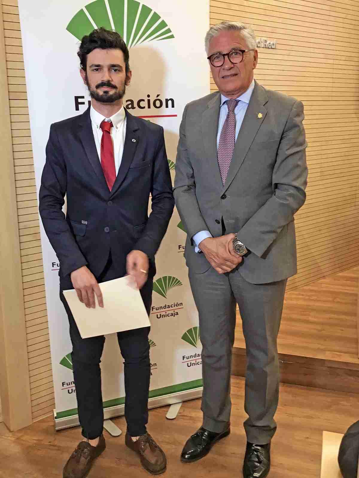 El Colegio de Médicos entregó su premio MIR al doctor Juan Antonio Requena Ibáñez 2