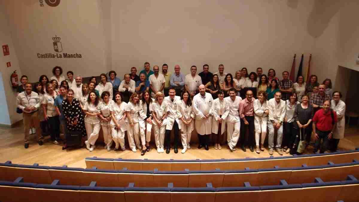 Profesionales de Enfermería de Atención Primaria de Ciudad Real buscan mejorar la atención integral del paciente 1