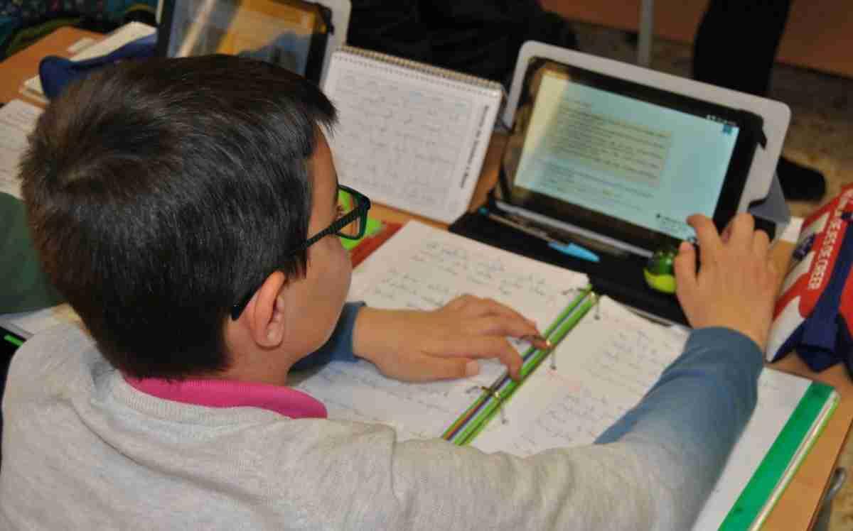 El programa Carmenta de uso de materiales curriculares digitales se triplicará el próximo curso 1