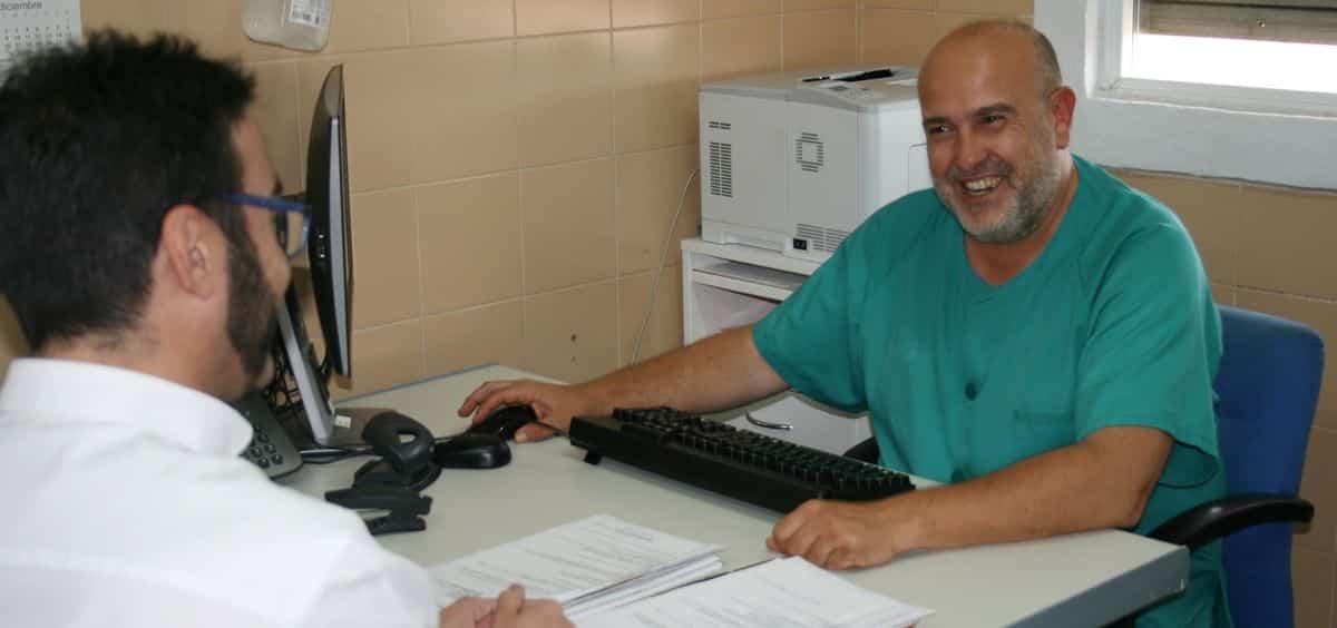 Nuevo servicio de atención telefónica a la consulta enfermera para pacientes ostomizados en Puertollano 1