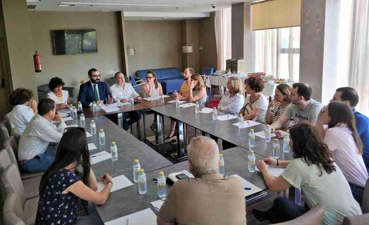 Colegio Oficial de Farmacéuticos de Ciudad Real celebra reuniones comarcales para presentar su nueva Junta de Gobierno 2