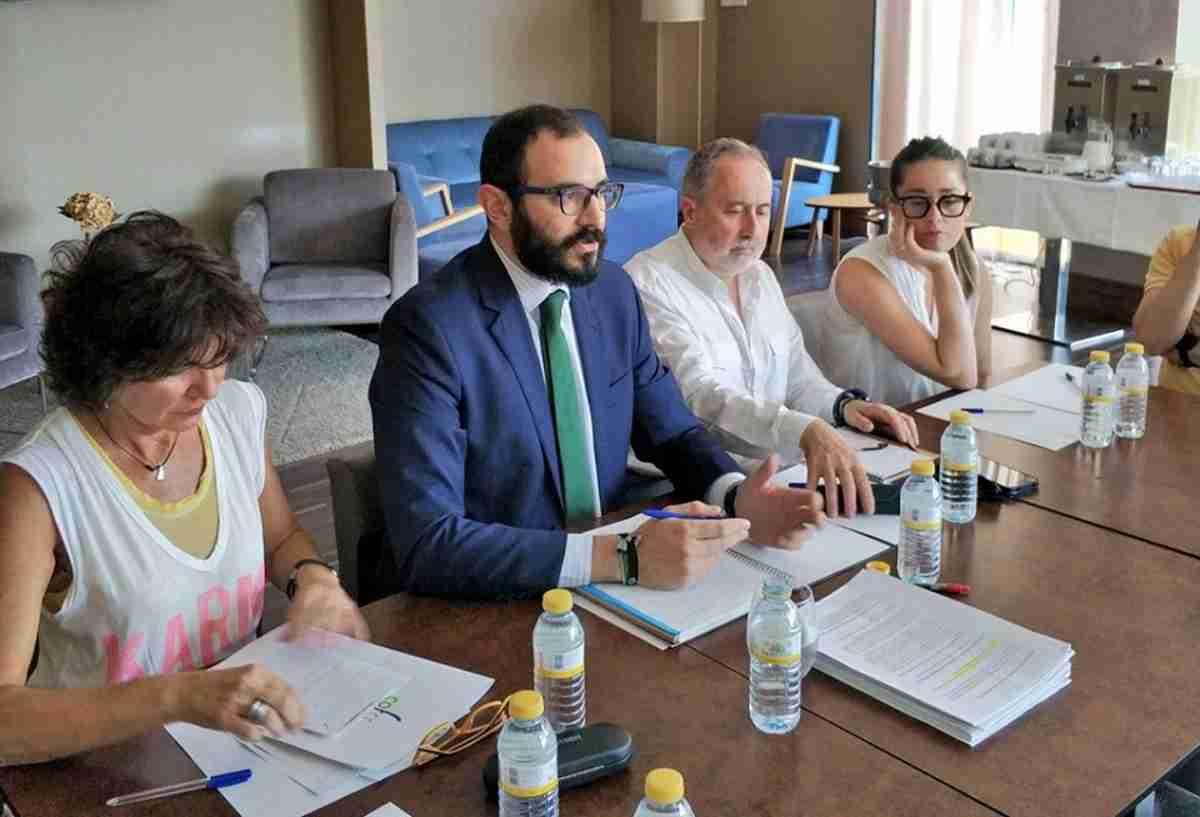 Colegio Oficial de Farmacéuticos de Ciudad Real celebra reuniones comarcales para presentar su nueva Junta de Gobierno 1