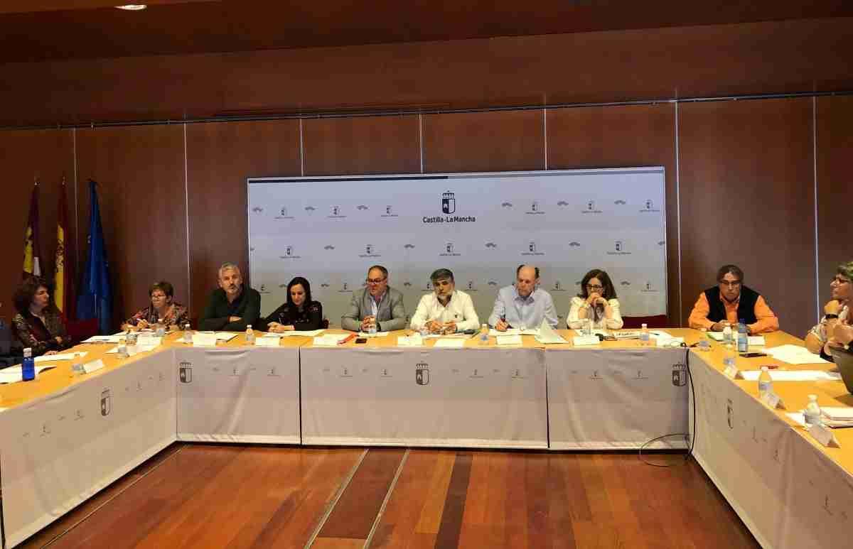 Gobierno de Castilla-La Mancha crea el Grupo de Formación y Evaluación del Plan de Calidad y Eficiencia de Centros Residenciales 1