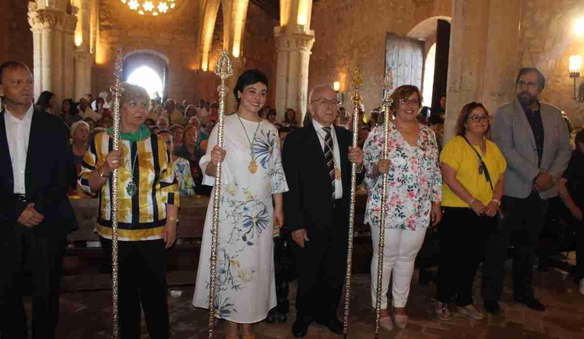 Romería de Nuestra Señora de Alarcos con la participación del Gobierno de Castilla-La Mancha 2
