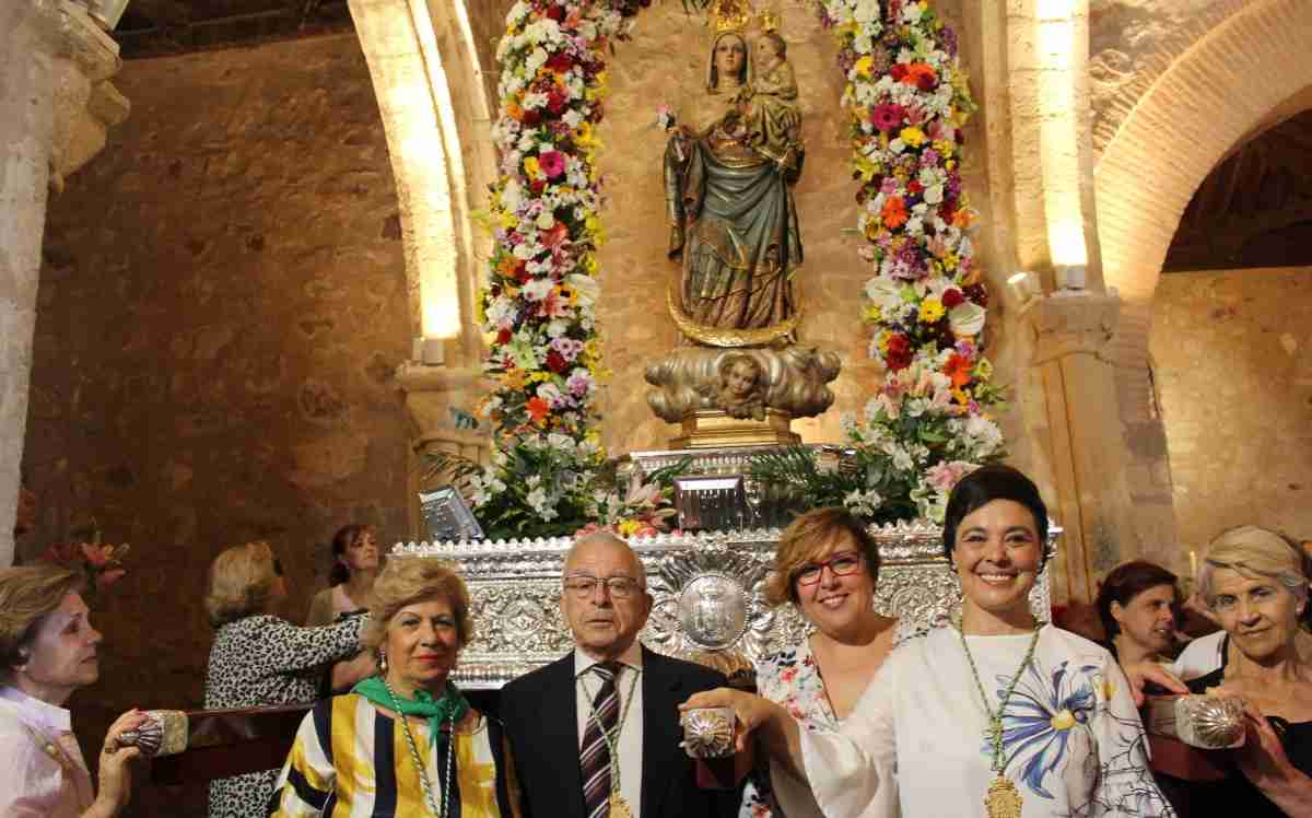 Romería de Nuestra Señora de Alarcos con la participación del Gobierno de Castilla-La Mancha 1