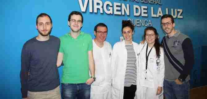 Área de Salud de Cuenca pone en marcha un grupo de trabajo para estudio y revisión de artículos médicos 1