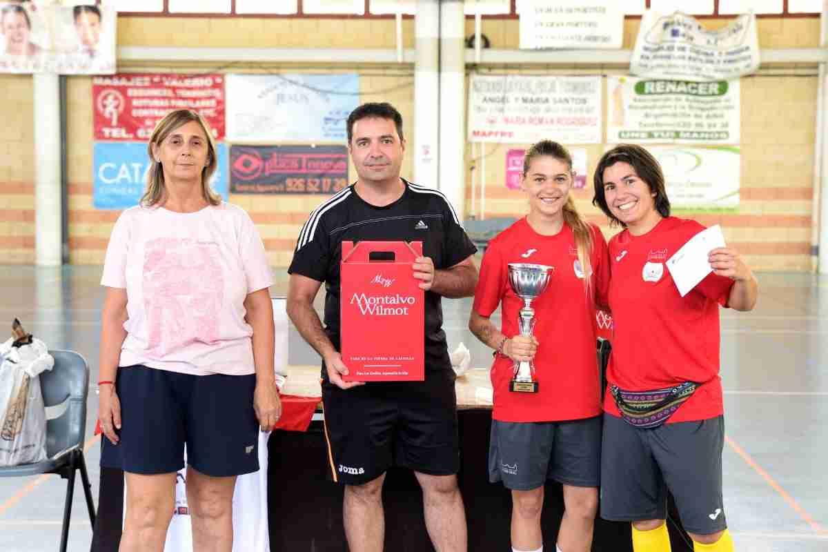 """Torneo Futsal Femenino """"Por la igualdad"""" se consolida como uno de los mejores de la región 2"""