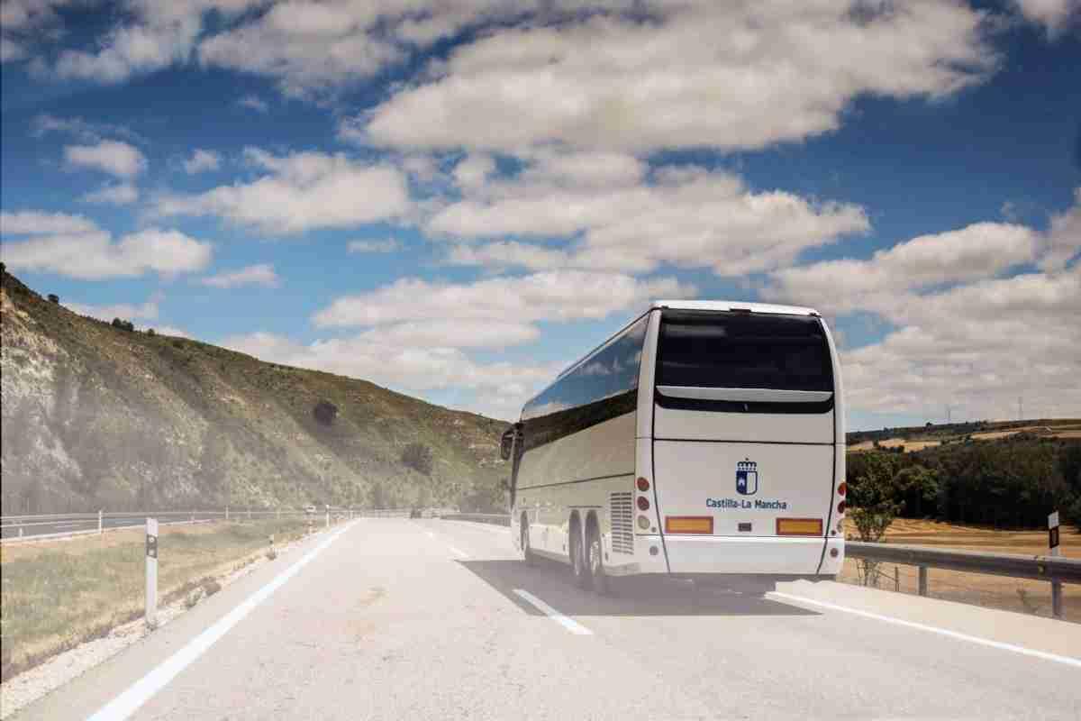 Hoy entra en marcha transporte zonal en las comarcas sur de Ciudad Real con epicentros en Puertollano y Valdepeñas 1