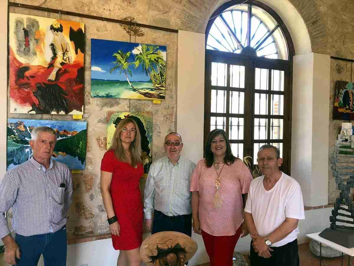 """La exposición """"Los Colores de la Vida"""" estará en el Museo Etnográfico de Villarrubia de los Ojos 1"""
