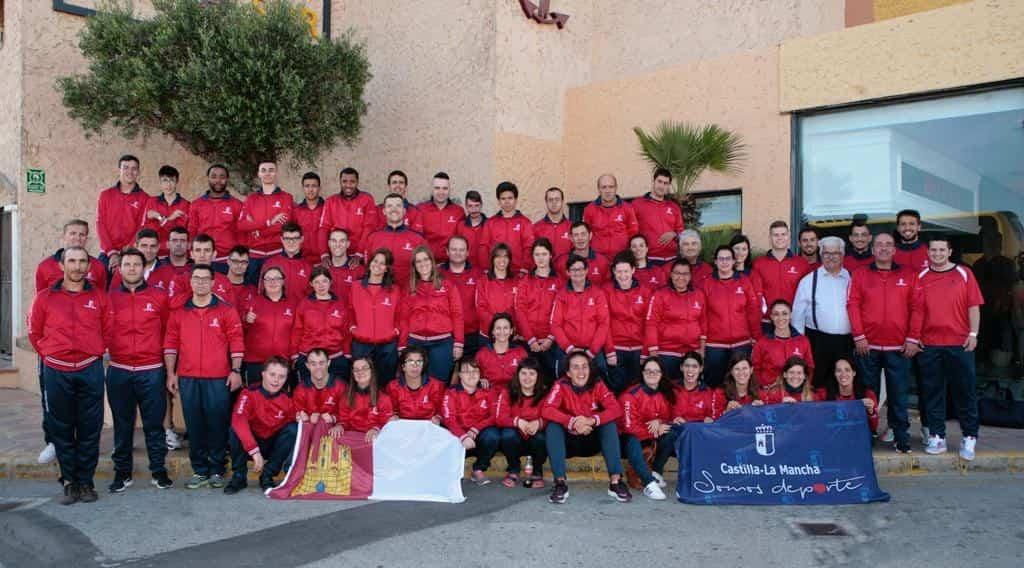Gran desempeño de la Selección Fecam Castilla-La Mancha 1