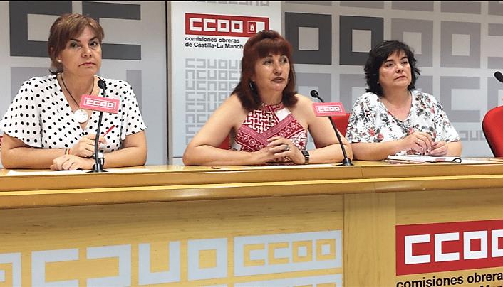 Cerrar un acuerdo con los trabajadores que realizan los servicios públicos, prioridad para CCOO 2