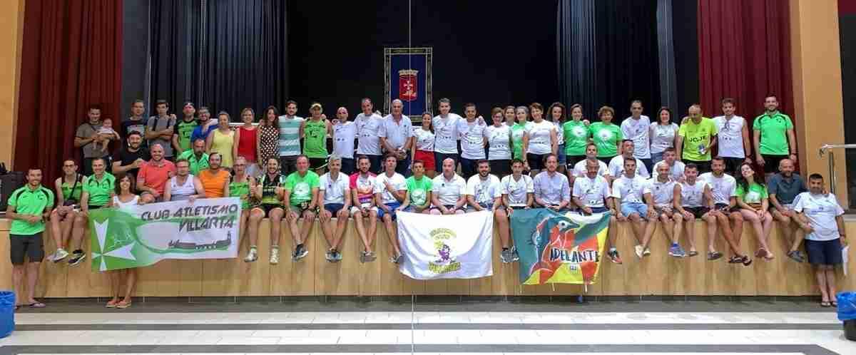 El gran reto solidario deportivo a favor de la ELA entre Villarta de San Juan y Villarta de Cuenca fue un éxito 5