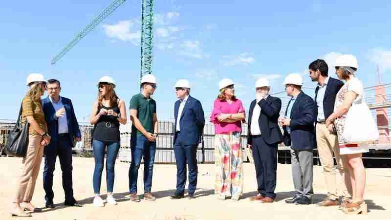 Con el nuevo Plan de Infraestructuras Educativas 2019-2023 se generarán cerca de 900 empleos en la provincia de Albacete 1