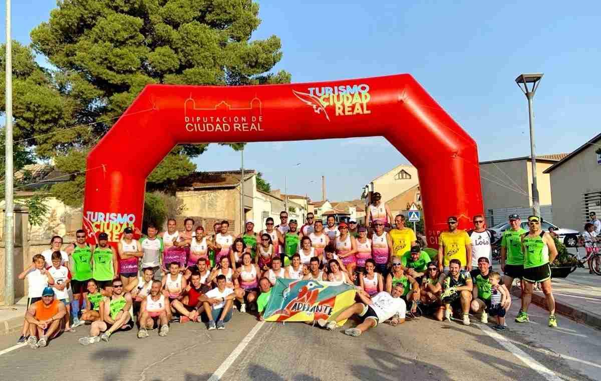 El gran reto solidario deportivo a favor de la ELA entre Villarta de San Juan y Villarta de Cuenca fue un éxito 3