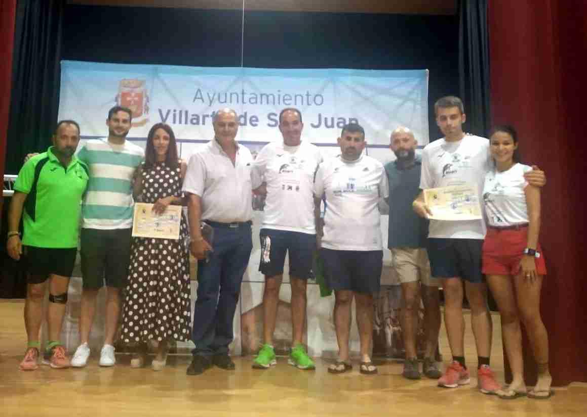 El gran reto solidario deportivo a favor de la ELA entre Villarta de San Juan y Villarta de Cuenca fue un éxito 4