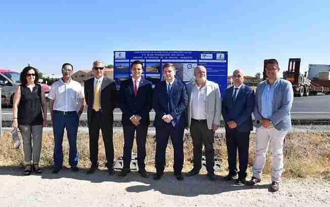 El Gobierno regional prioriza la seguridad vial en las obras de la Red Regional de Carreteras 1