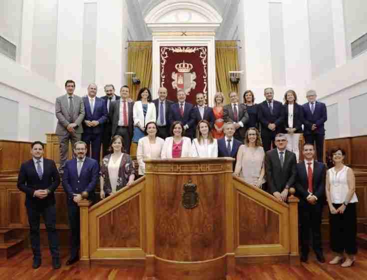 Puertollano está presente en la agenda del presidente Garcia-Page, quedó claro en el Debate de Investidura 1