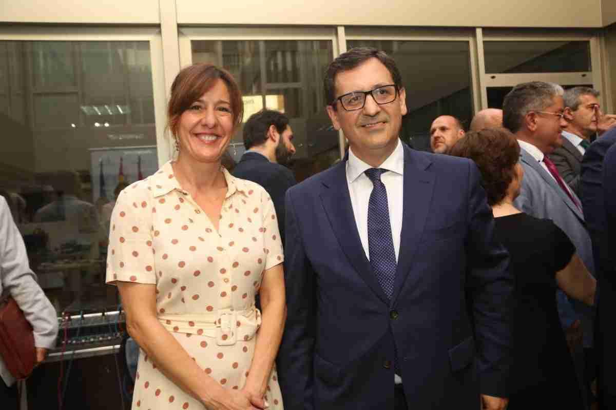 Gobierno regional garantiza otros cuatro años de trabajo e inversión que se traducirán en progreso para la provincia de Toledo ha informado la portavoz Blanca Fernández 1