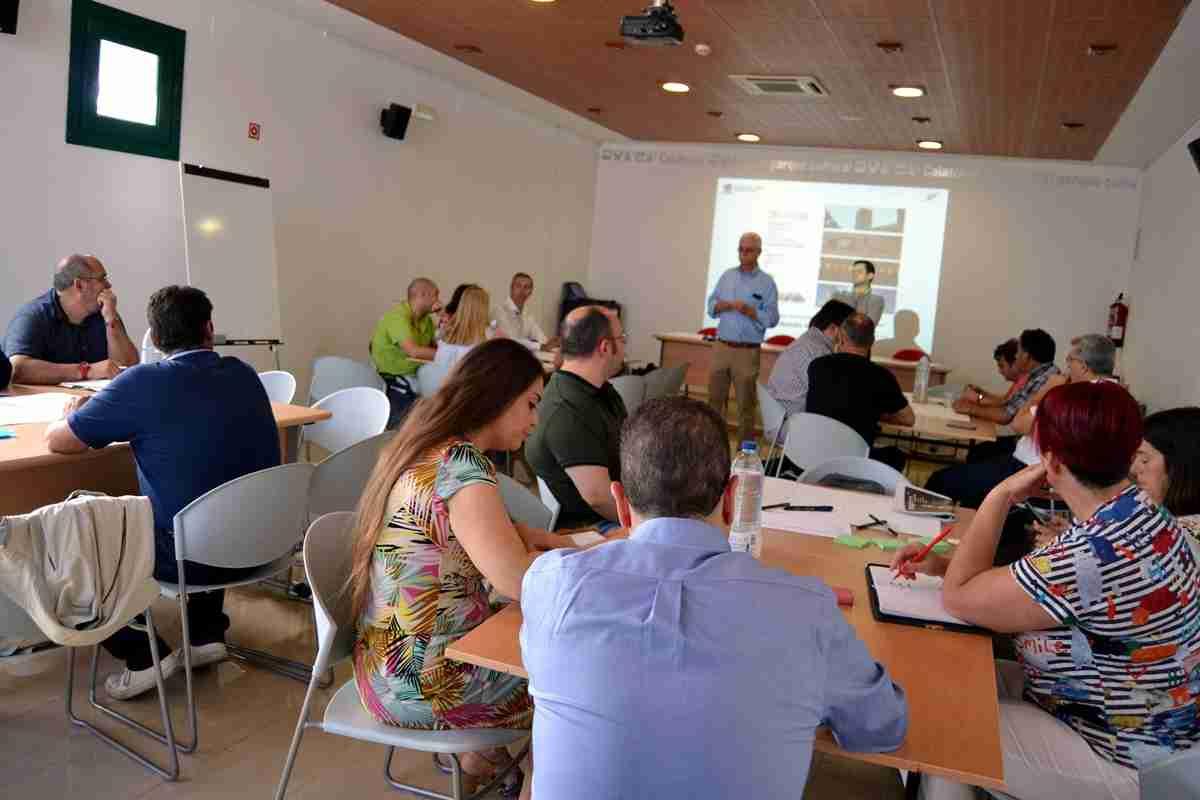 El Grupo Campo de Calatrava organiza un world café para Evaluación Intermedia de la Gobernanza de su Asociación 1