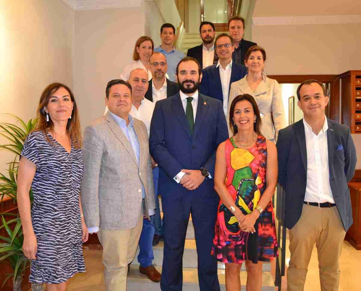 Francisco José Izquierdo Barba es el nuevo presidente del Consejo de Colegios de Farmacéuticos regional 3