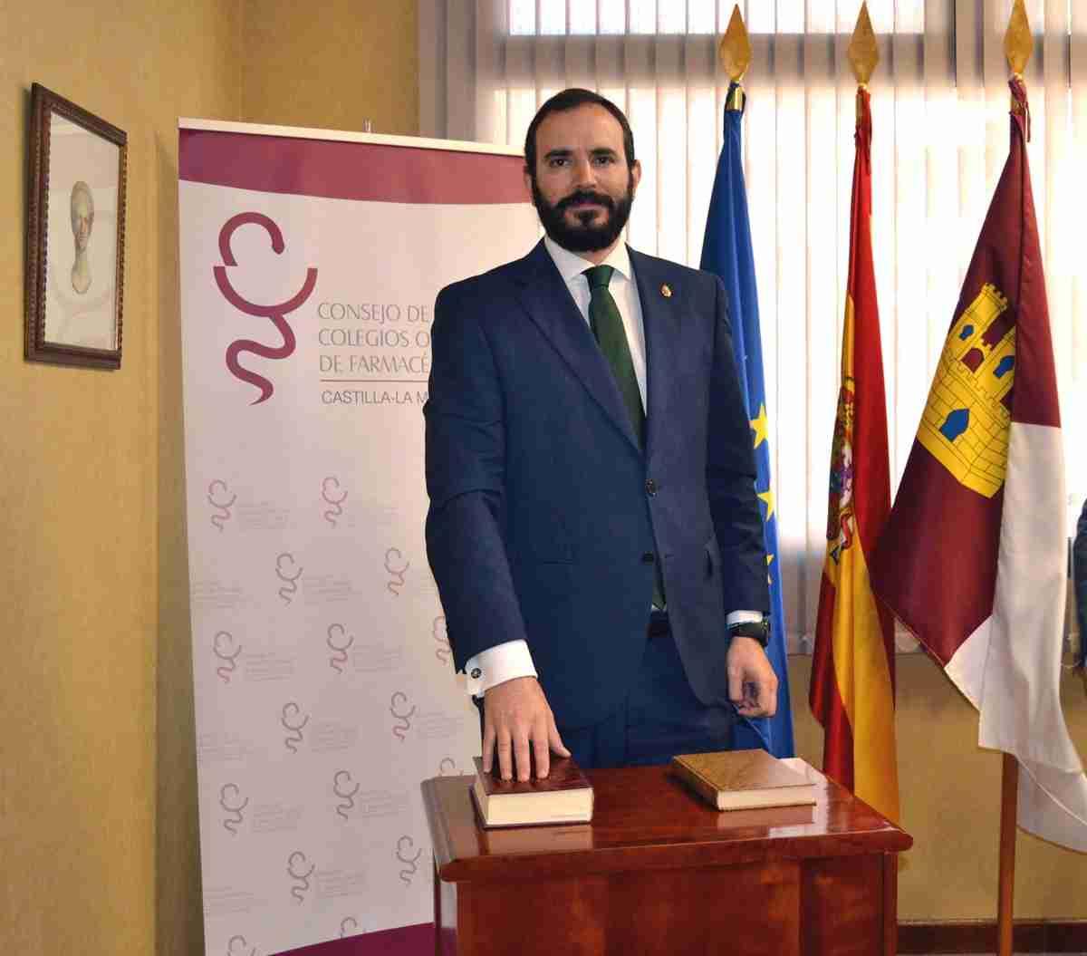 Francisco José Izquierdo Barba es el nuevo presidente del Consejo de Colegios de Farmacéuticos regional 1