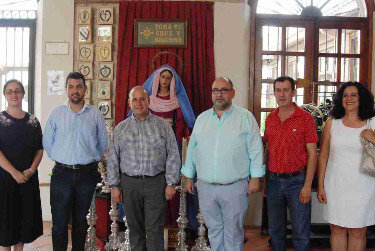 Conferencia sobre los misterios del origen de la devoción a la Vera Cruz en el Museo Etnográfico de Villarrubia 2