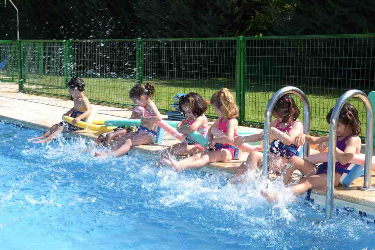 Completadas las 258 plazas de los cursos de natación ofertados este verano en Argamasilla del Alba 1
