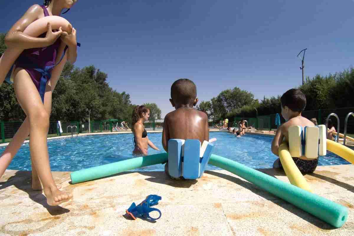 Completadas las 258 plazas de los cursos de natación ofertados este verano en Argamasilla del Alba 2