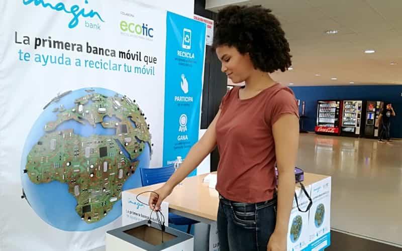 La campaña 'Digitalización Sostenible' recogió 1 tonelada de residuos eléctricos y electrónicos en apenas 10 dias 1