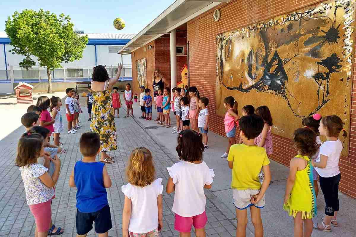 Escuela de Verano 2019 de Argamasilla del Alba estará abierta hasta finales de agosto 1