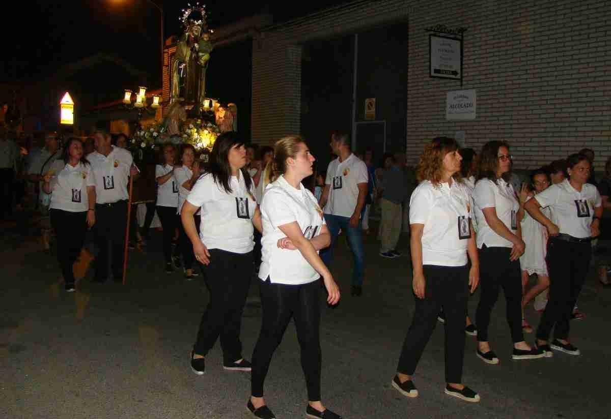 Quintanar de la Orden celebra la Festividad de la Virgen del Carmen 1