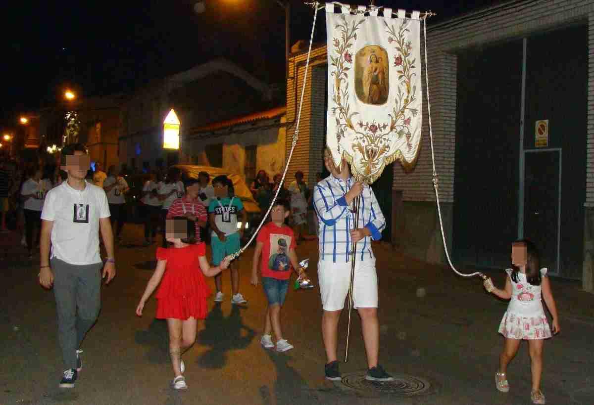 Quintanar de la Orden celebra la Festividad de la Virgen del Carmen 2