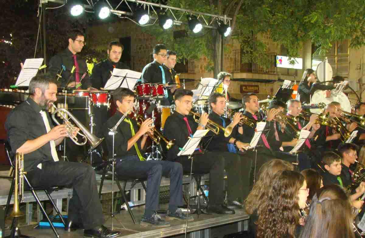 Grupo Sinfónico Dulcinea pone el broche de oro al XXVI Festival de Música de La Mancha 1