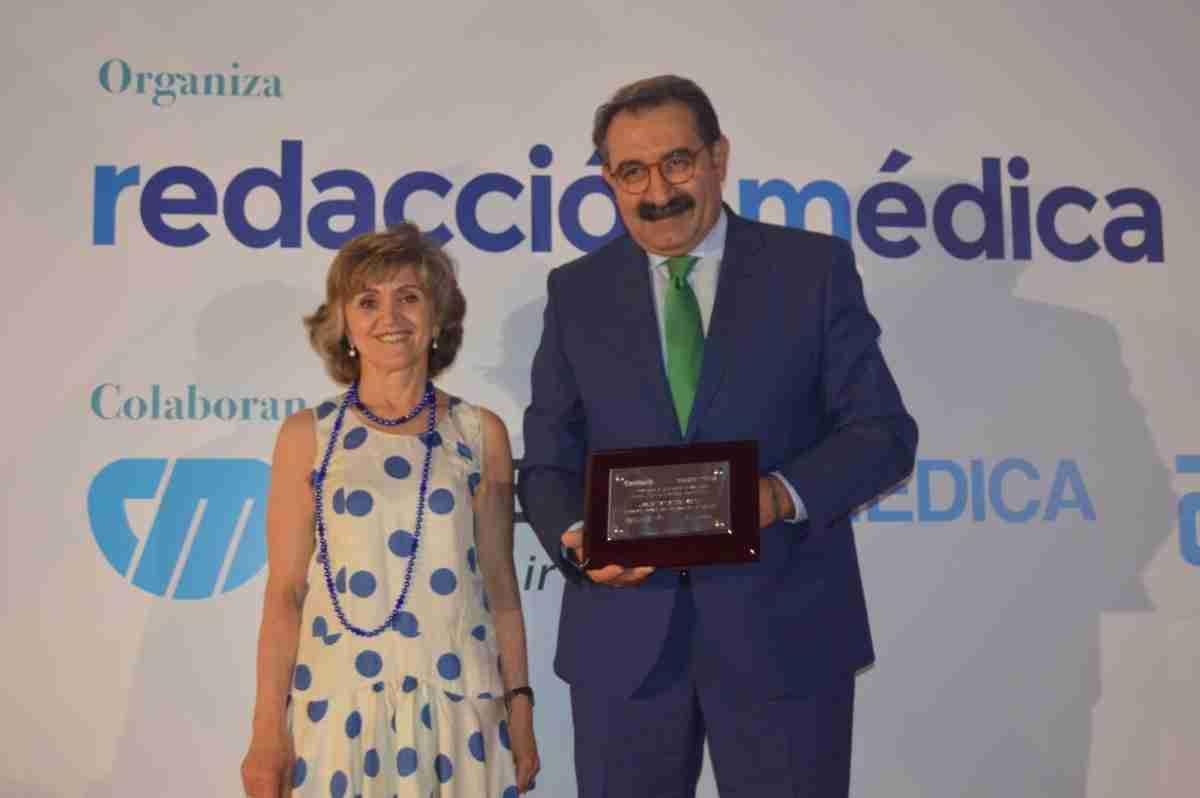 Premiado como mejor consejero de sanidad del sistema sanitario público, Jesús Fernández Sanz, consejero de Sanidad de CLM 1